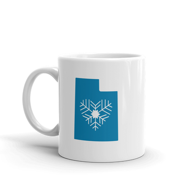 Drinkware | Heart in Utah | Coffee Mug