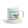 Drinkware | Heart in Colorado | Coffee Mug - The Heart Sticker Company