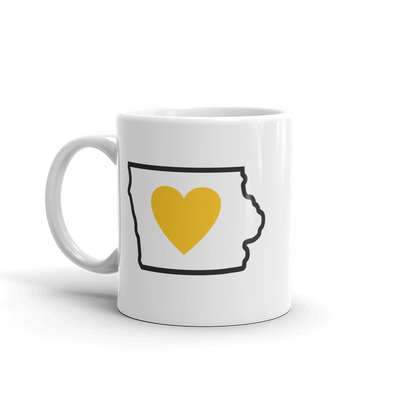Drinkware | Heart in Iowa | Coffee Mug