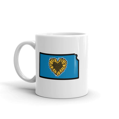 Drinkware | Heart in Kansas | Coffee Mug