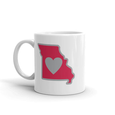 Drinkware | Heart in Missouri | Coffee Mug