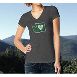 Heart in Washington T-Shirt Ladies