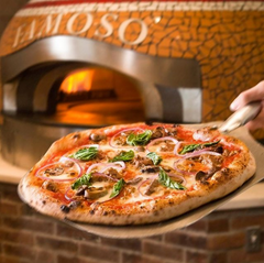 Bring your own food. Famoso Pizzeria