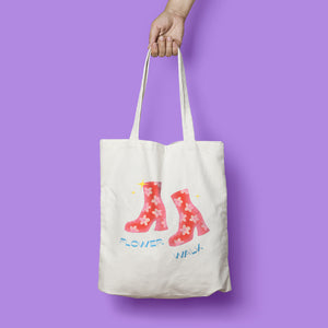Open image in slideshow, Tote Bag CG