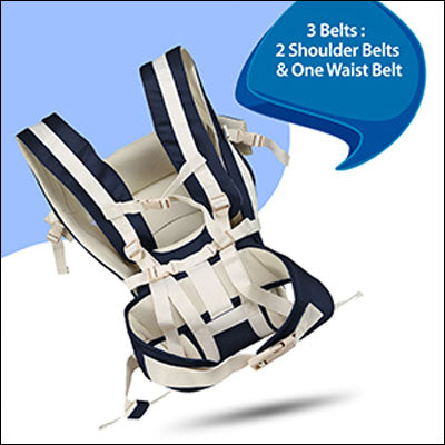 backpack with baby carrier