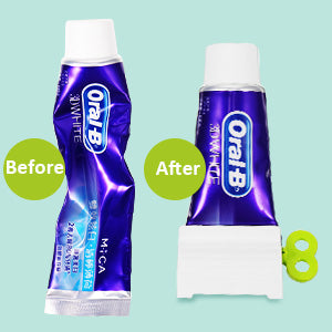 how to use toothpaste dispenser