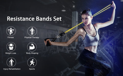 resistance band exercises for girl