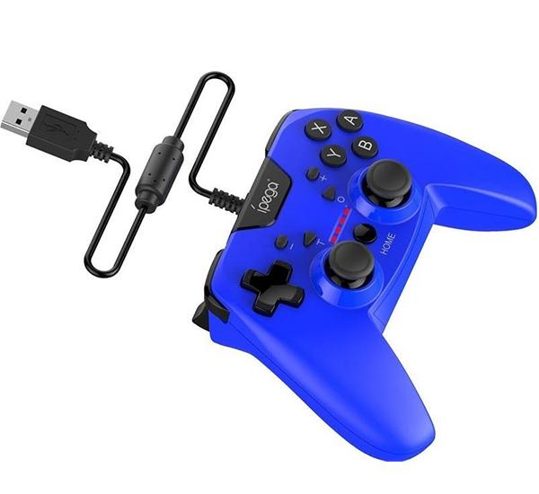 Control Con Cable Ipega SW012 Para PC PS3 N-Switch