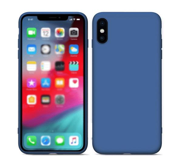 Carcasa Iphone X o Xs Silicon Cofolk