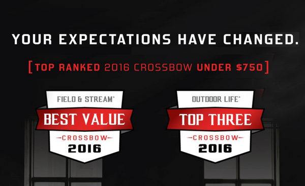 Top Rankings for Killer Instinct's® FURIOUS™ 370FRT Crossbow