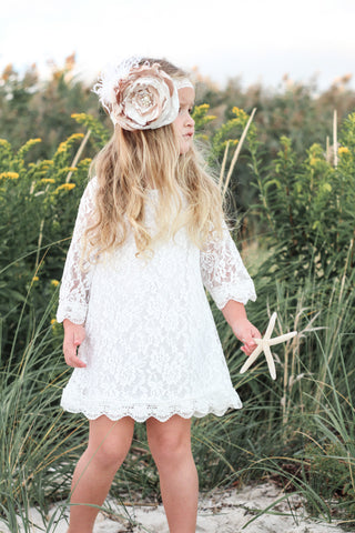 The Chloe Lace Dress