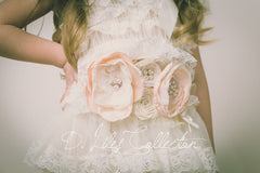 Sash in Blush