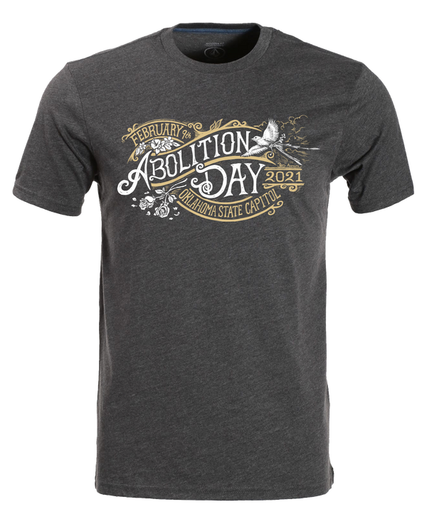 Abolition Day Shirt 2021