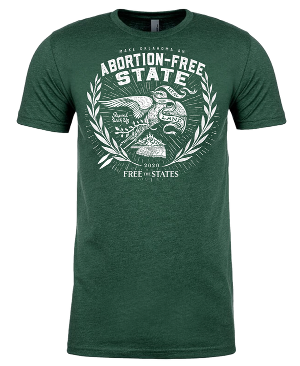 Abortion Free State T-Shirt