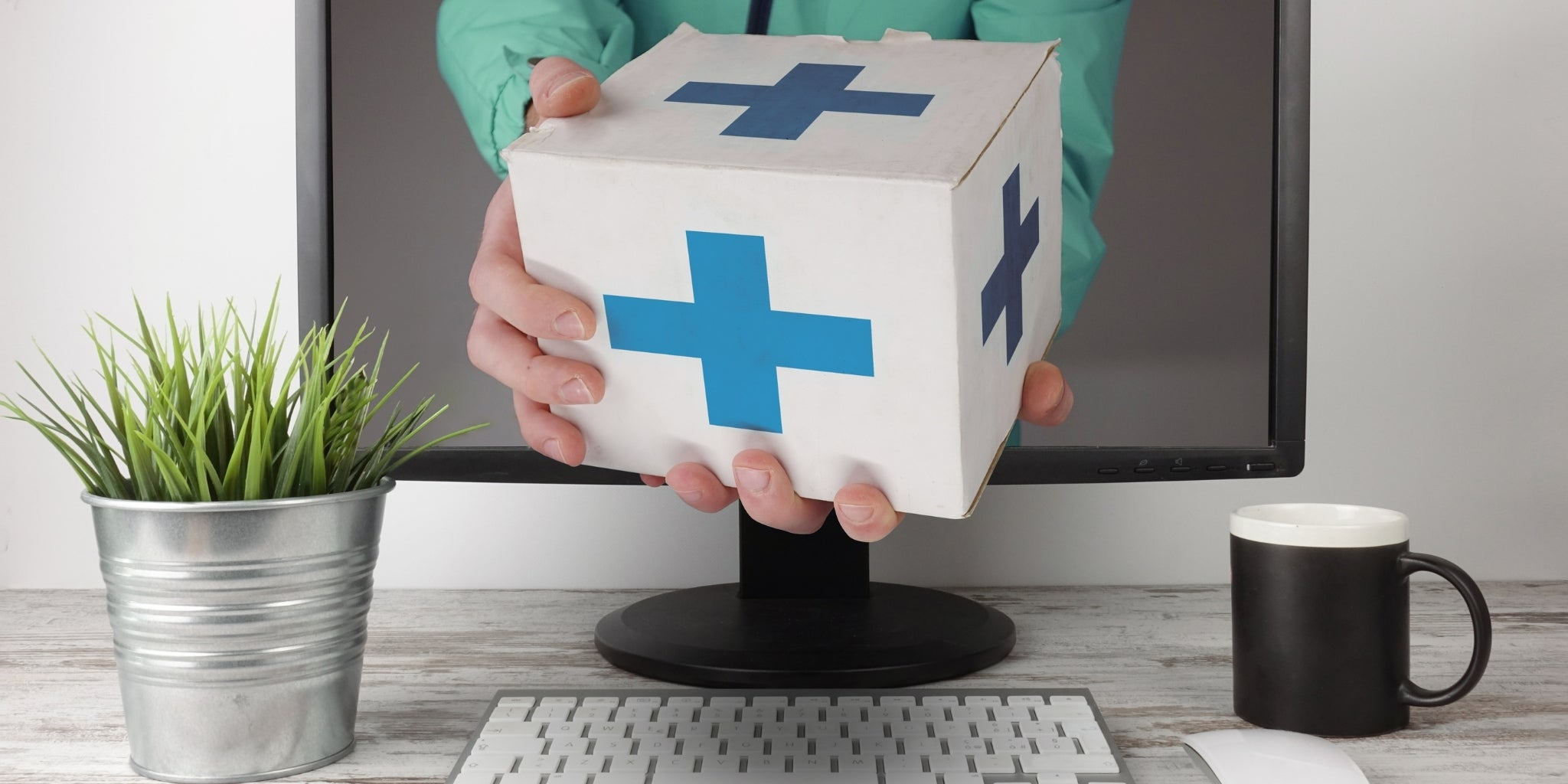 Online Pharmacy with Delivery Service in London
