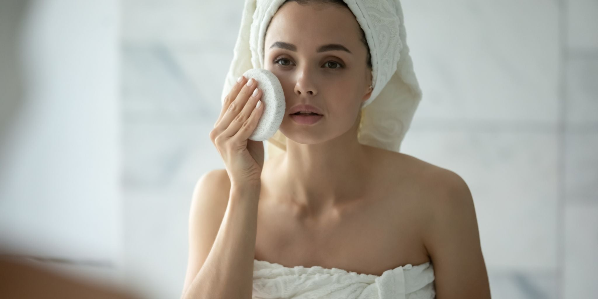 How to deal with sensitive facial skin