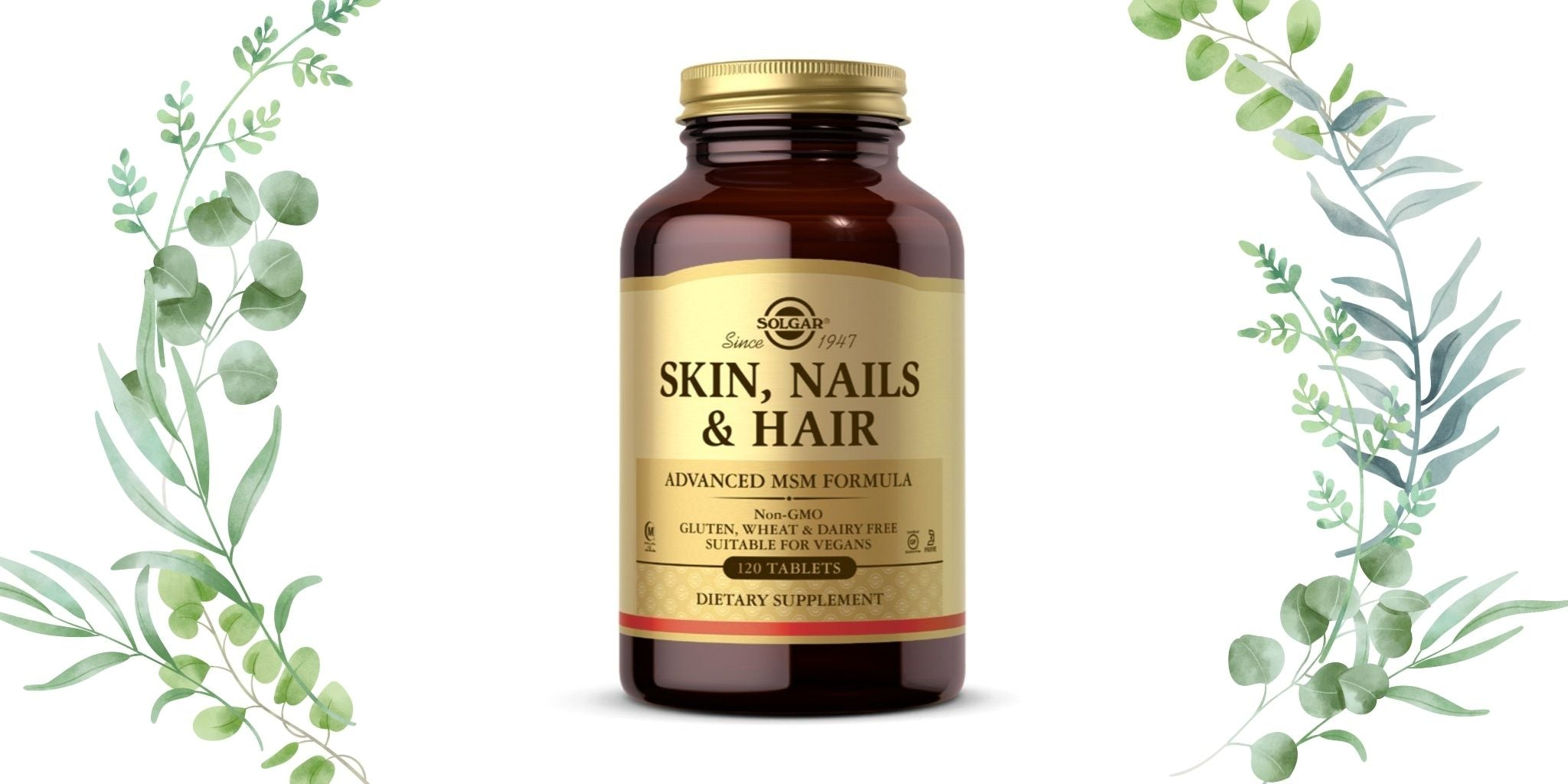 hair and nail supplement