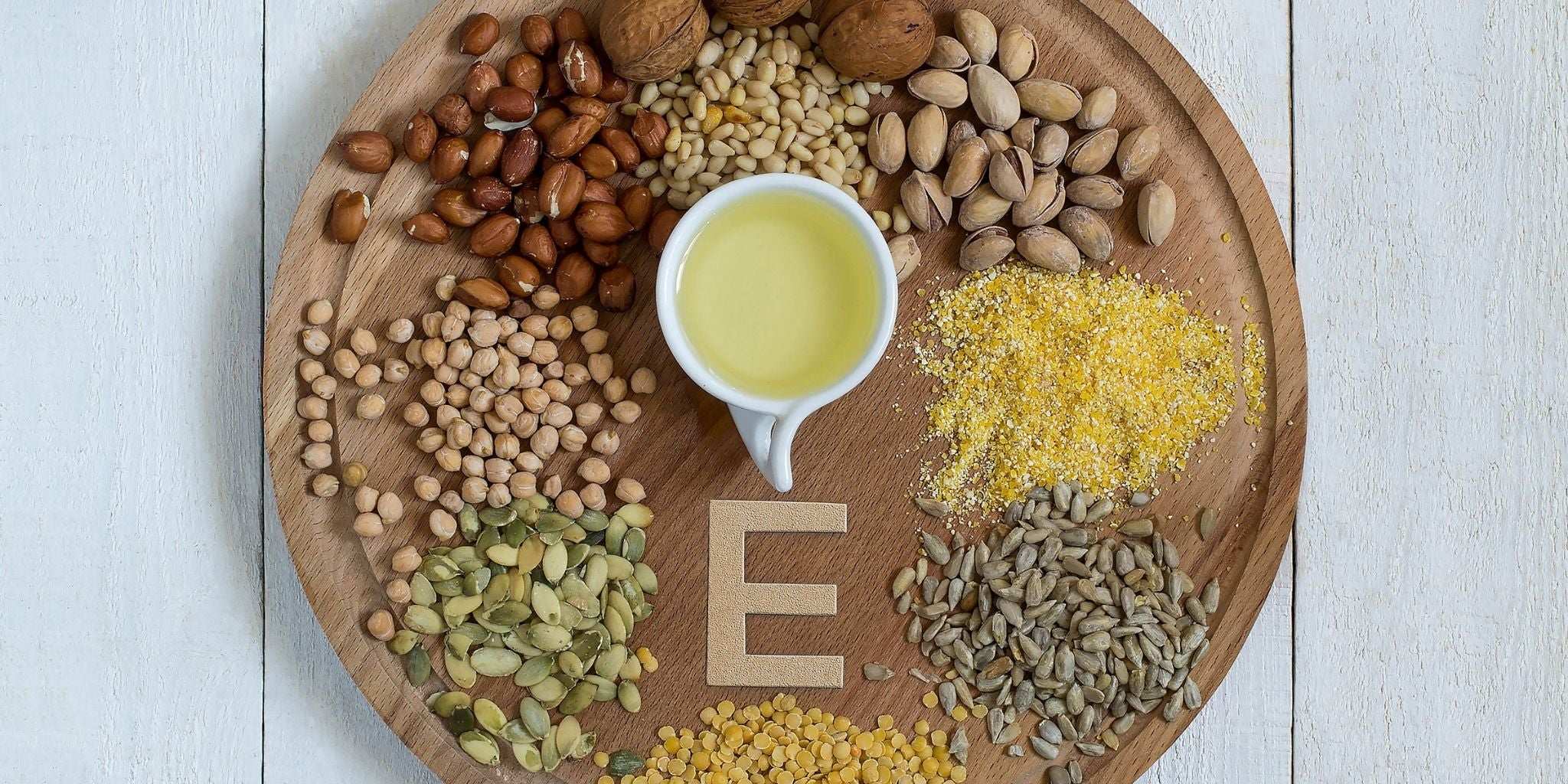 The Benefits Of Vitamin E Oil And Where To Find It In The UK