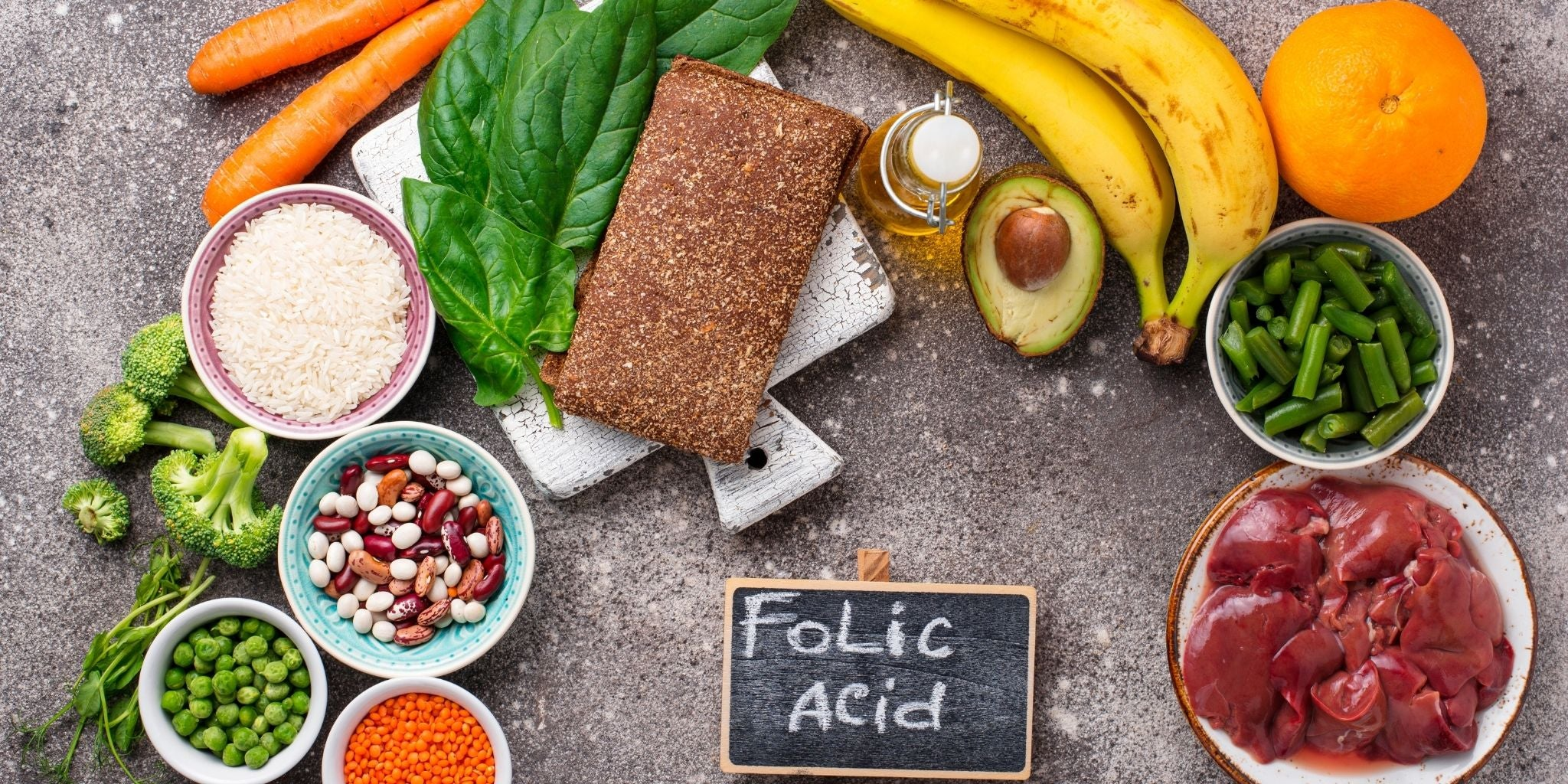 Folic Acid Benefits and Supplements in the UK