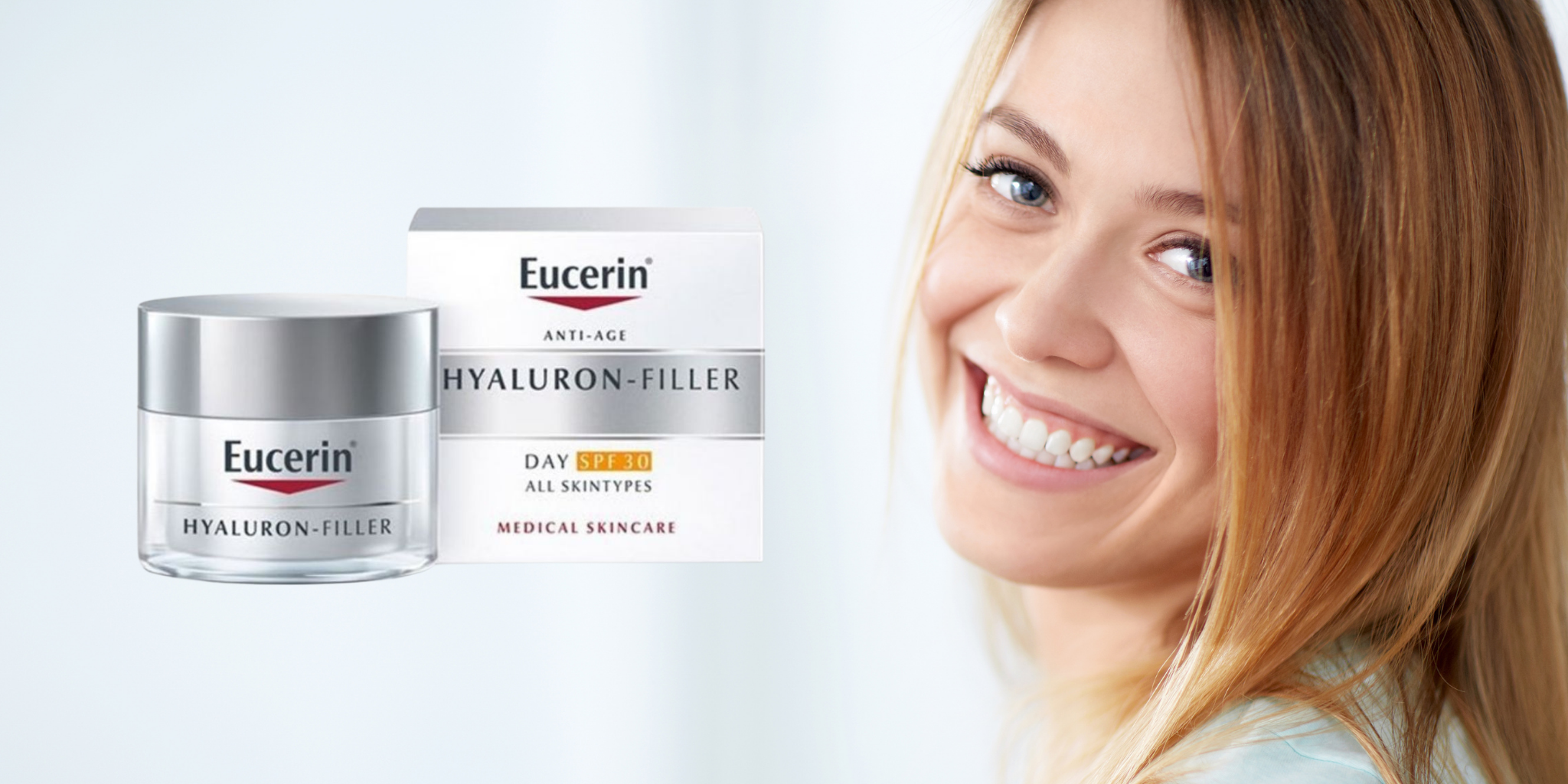 All you need to know about Eucerin Hyaluron Filler