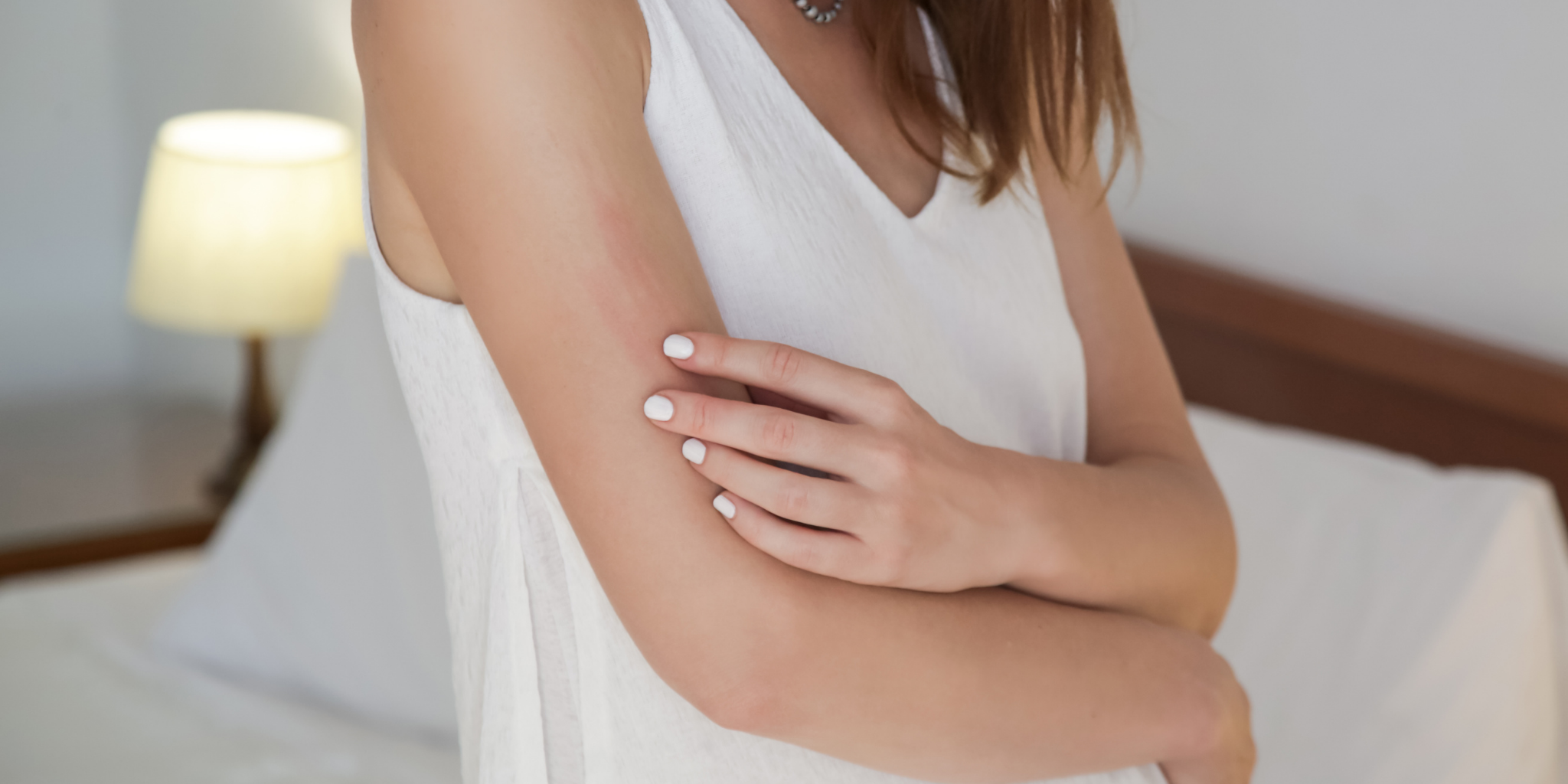 Itchy skin due to central heating: How to solve it?