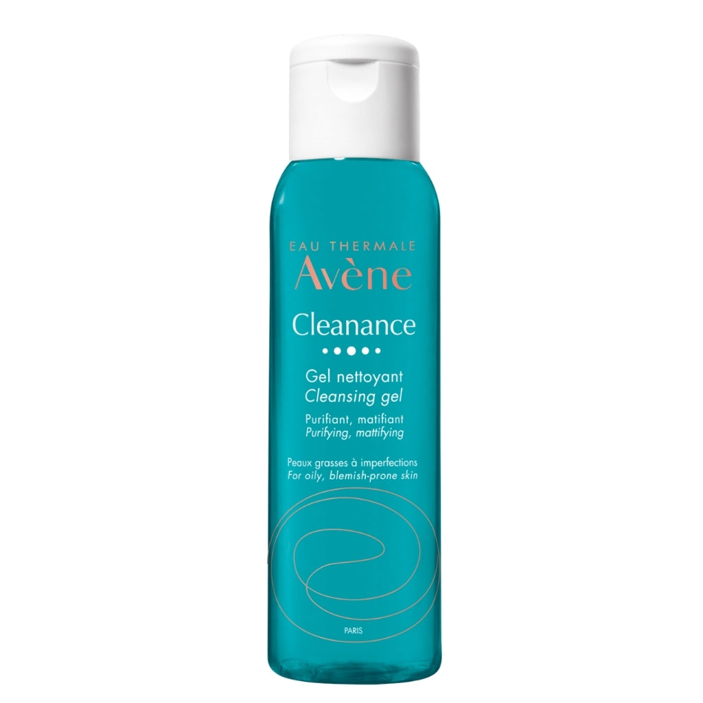 Avène Cleanance Cleansing Gel Cleanser for Blemish-prone Skin