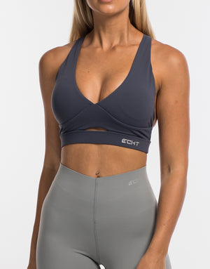 Echt Force Sportsbra V2 - Blue Steel
