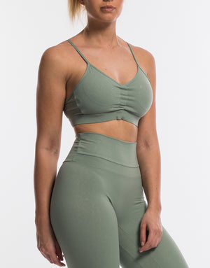 Echt Define Sportsbra - Green