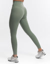 Echt Define Leggings - Green