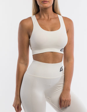 Arise Epic Sportsbra - White