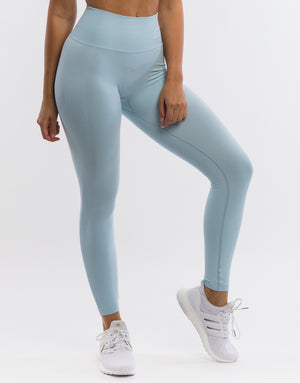 Arise Scrunch Leggings - Blue