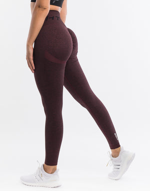 Arise Scrunch Leggings - Berry