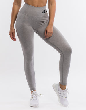 Arise Scrunch Leggings - Grey