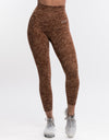 Echt Stealth Leggings - Lion Brown