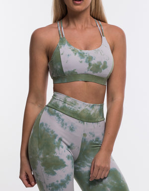 Echt Dream Sportsbra - Green