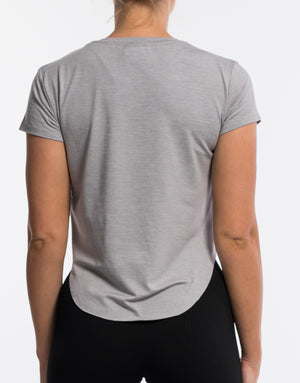 Echt Flex Tee - Grey