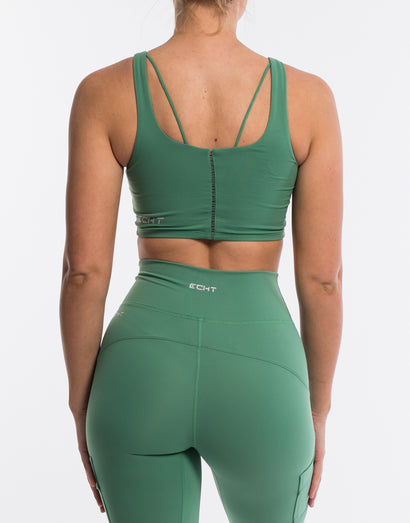 Echt Airify Top - Hedge Green
