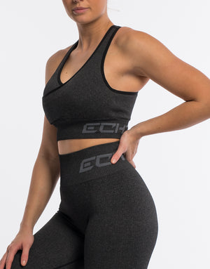 Arise Comfort Sportsbra - Pirate Black