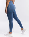Arise Key Leggings - Sky Blue