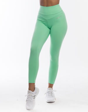Echt Tempo Leggings - Ash Green