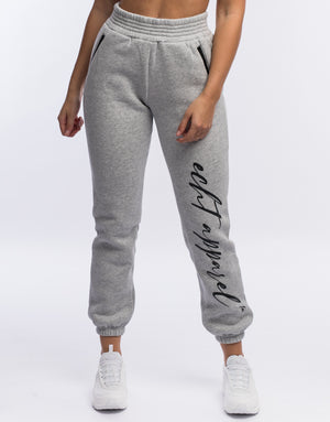Cali Joggers - Heather Grey