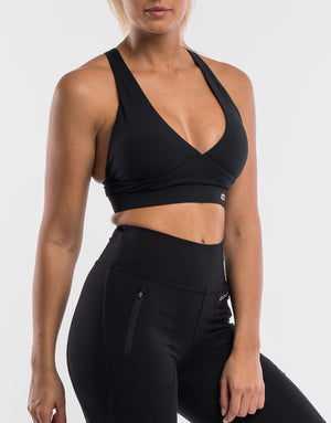 Echt Force Sportsbra V2 - Black