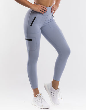 Echt Explore Leggings - Tide Blue