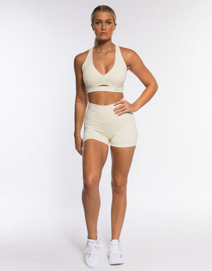 Echt Force Sportsbra V2 - Powder White
