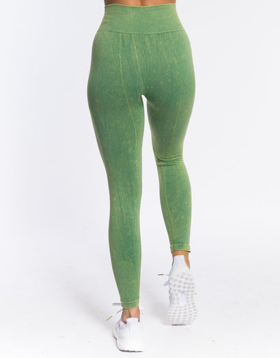 Lapse Leggings - Green