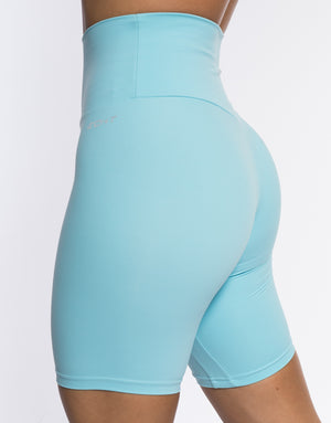 Echt Range Bike Shorts - Baby Blue