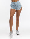 Echt Mulberry Shorts - Baby Blue