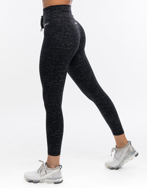 Tempo Vision Leggings - Black