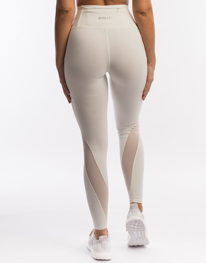 Pima Leggings - Off White