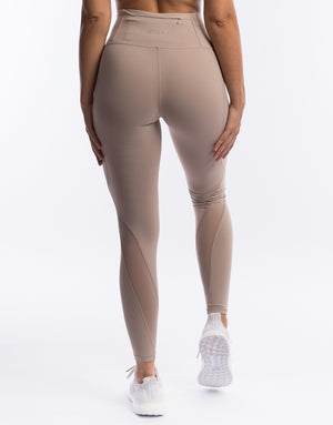 Pima Leggings - Oatmeal